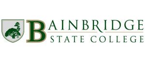 Bainbridge State College logo for website