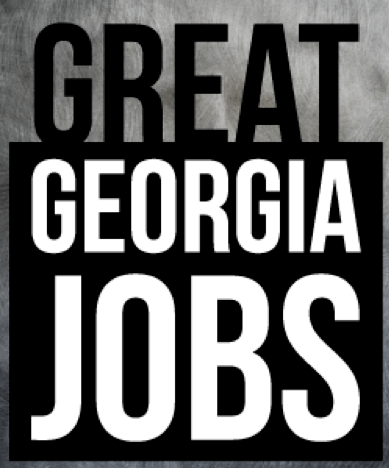 Great Georgia Jobs logo
